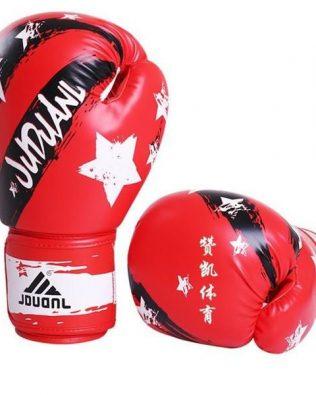 Găng Tay Tập Võ Boxing Jduanl Godzilla Gloves Đỏ – Red