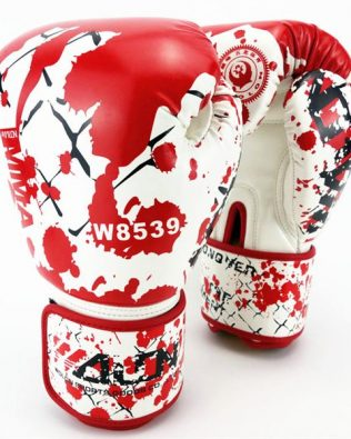GĂNG TAY WOLON BLOOD BOXING GLOVES