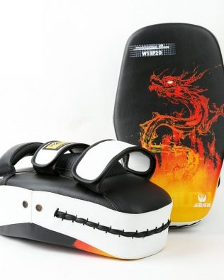 ĐÍCH ĐÁ WOLON DRAGON FIRE KICK PADS