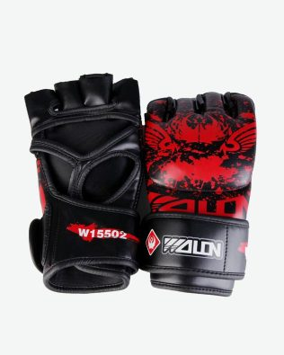 GĂNG TAY WOLON BLOOD MMA GLOVES – ĐEN