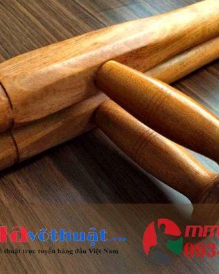Tonfa – Song quải gỗ Căm xe