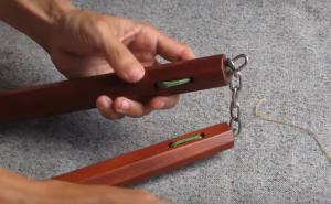 Cách buộc dây côn nhị khúc