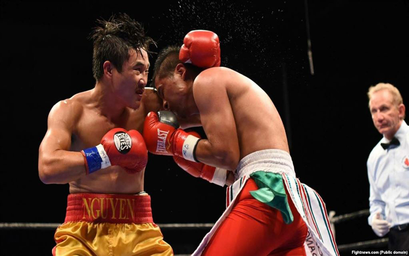 hoc boxing o dau