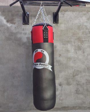 BAO CÁT TREO BOXING 1m đường kính 28 cm – BOXING BAG