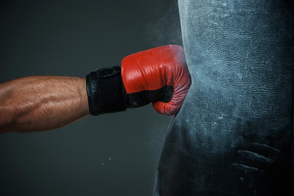 Bao cát Boxing