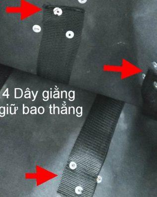Vỏ bao cát dây xích 1m8 – Fairtex Boxing Punching Bag