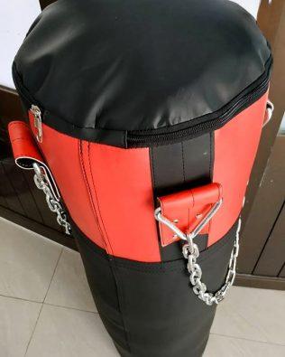 BAO CÁT TREO BOXING 1m5 đường kính 40 cm – BOXING BAG