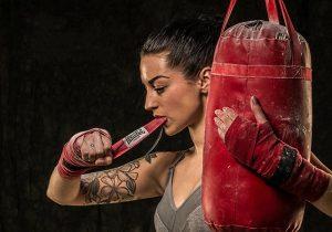 Cách làm bao cát đấm bốc để tự tập luyện boxing tại nhà