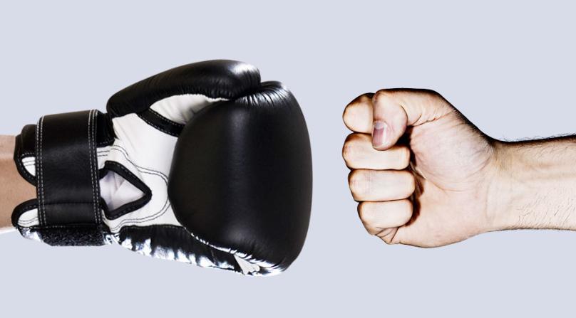 Cách chọn size găng tay boxing đúng nhất?
