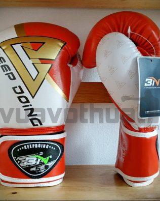 Găng tay Boxing 3N thế hệ 3.0 đỏ đen