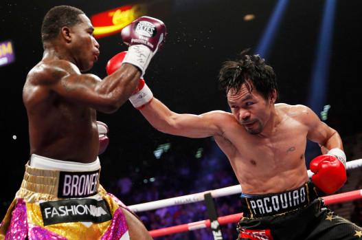 Boxing là môn thể thao rất tốt và phù hơp với nhiều người