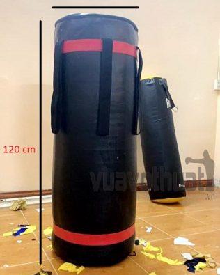 Vỏ Bao cát lớn 1m2 60cm tập lực lowkick đánh nằm cho Boxing, MMA, Kickboxing, Muaythai – Large giant punch bag