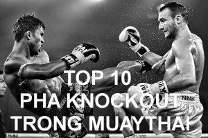 Các Pha Hạ Đo ván Muay Thái đỉnh cao Tổng hợp | Muaythai Knockouts