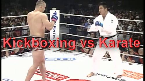 Kickboxing vs karate | Mirko Crocop Nhà vô địch được xếp vào huyền thoại | Pride Championship
