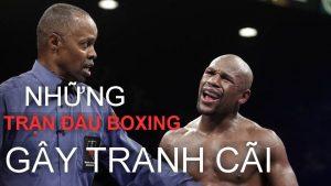 Những quyết định ngớ ngẩn nhất của Trọng tài Boxing