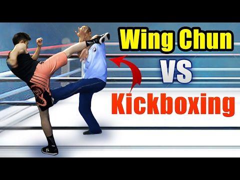 Vịnh Xuân đấu với Muay Thái | Wingchung vs Muaythai | Ai sẽ thắng