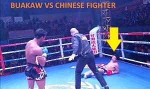 Thánh Muaythai BUAKAW đấu Võ sỹ Trung Quốc | Cái kết KHÔNG THỂ bất ngờ hơn | Vua Võ Thuật