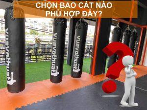 Hướng dẫn chi tiết lựa chọn Bao quả lê | 1M8 | 1M5 | Wrecking Ball | Phòng tập | Tại nhà | Boxing
