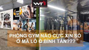 Thiết kế phòng tập Võ Boxing, Muaythai & Gym Atlantis tại Mã Lò – Quận Bình Tân – Tp.Hồ Chí Minh | Setup phòng tập