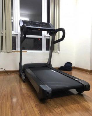 Máy chạy bộ điện gia đình SHUA E6 T3900 tập tại nhà