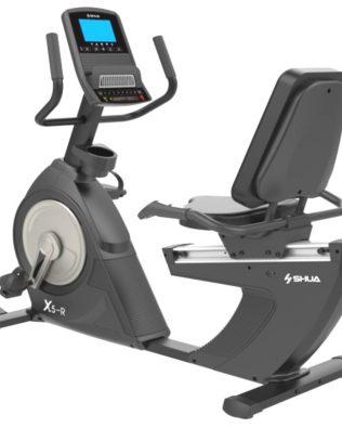 Máy đạp xe tại nhà cao cấp có tựa lưng SHUA SH-B6500R