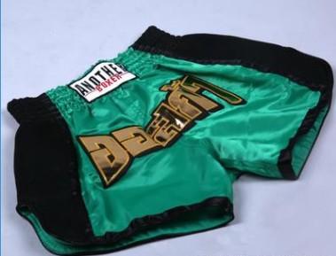 Quần Muay Thái Another Boxer Chính Hãng Muay Thai Short Chất Liệu Satin Cao Cấp | AB-015