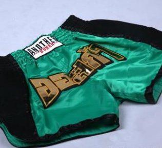 Quần Muay Thái Another Boxer Chính Hãng Muay Thai Short Chất Liệu Satin Cao Cấp   AB-015
